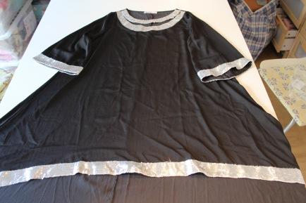 Daisy's original dress