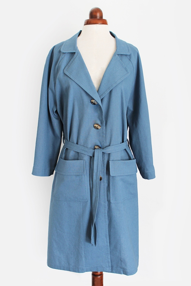 Lottie Duster Coat low res