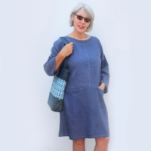 Edith tunic dress