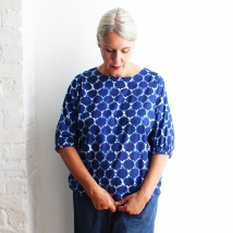 Peggy Top (short sleeves)